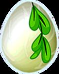 Mistletoe Dragon Egg