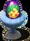 Bouquet Pedestal