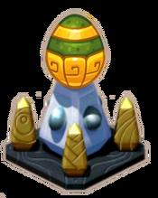 Opulent Pedestal