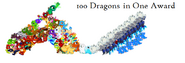 100 Dragons in One Award