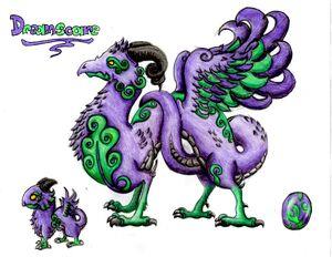 Dreamscare Dragon