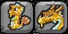 Leap Year Dragon Icon