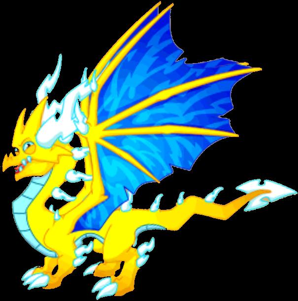 Lightning Dragon | DragonVale Wiki | FANDOM powered by Wikia