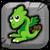 Plant Dragon Baby Icon