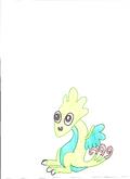 Plant dragon