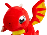 DragonVale Merchandise: Plush Toys