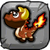 Gold Olympus Dragon Baby Icon