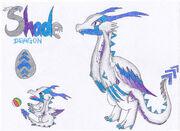 Shade Dragon Art