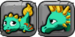 Liberty Dragon Icon