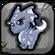 Moon Dragon Baby Icon