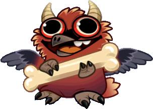 OsteryxDragonBaby