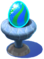 Seaweed Twin Pedestal