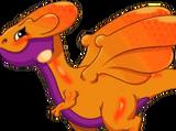 Honeyglow Dragon