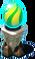 Ash Twin Pedestal