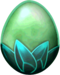 Jade Dragon Egg