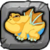 Sand Dragon Baby Icon