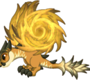 Tumblethorn Dragon