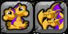 Brass Dragon Icon