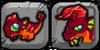 Garnet Dragon Icon