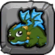 River Dragon Baby Icon