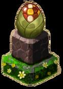 Teozinte Pedestal