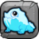 Glacier Dragon Baby Icon