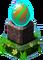Moss Twin Pedestal
