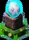 Earth Twin Pedestal