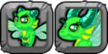 Emerald Dragon Icon