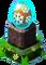 Glacier Twin Pedestal