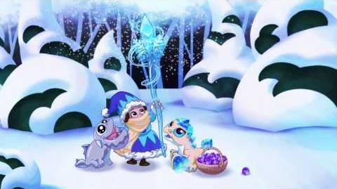 Happy Holidays from DragonVale 2014
