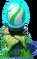 Plant Twin Pedestal