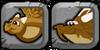 Sandstorm Dragon Icon