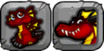 Scorch Dragon Icon