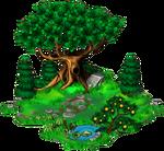 Seasonal Habitat Summer