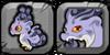 Smoke Dragon Icon