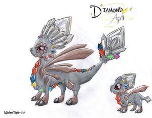 WTL Diamond Dragon