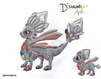 WTL Diamond Dragon