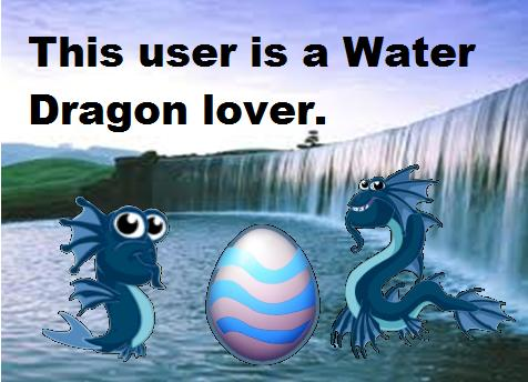 Water lover