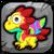 Hypnotic Dragon Baby Icon