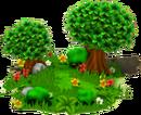Large Plant Habitat
