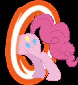 Pinkie Portal Back