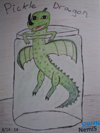 PickleDragon NemiS