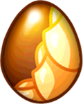 Bronze Dragon Egg