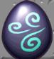 Chrome Dragon Egg