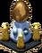 Lacewing Pedestal