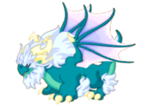 Thundersnow Dragon