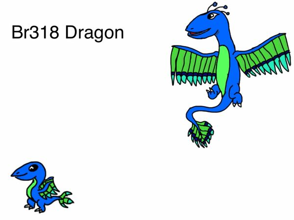 Br318 Dragon