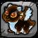 Lunar Eclipse Dragon Baby Icon