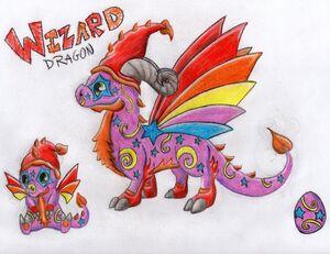WTL Wizard Dragon for TheWizardz